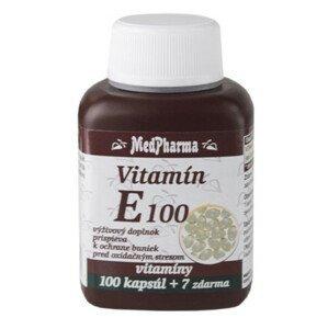 MedPharma Vitamín E 100 100+7cps zadarmo