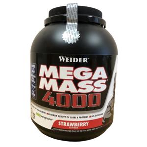 Weider Gainer Giant Mega Mass 4000, 7000g - jahoda