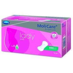MoliCare Premium lady pad 3 kvapky inkontinenčné vložky 14ks