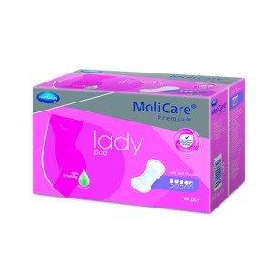 MoliCare Premium lady pad 4,5 kvapiek inkontinenčné vložky 14ks