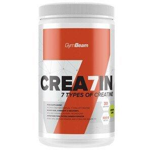 GymBeam Kreatín Crea7in 600g Peach ice tea
