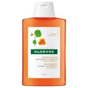 KLORANE SHAMPOOING À L'EXTRAIT DE CAPUCINE šampón s výťažkom z kapucínky na suché lupiny 1x200 ml