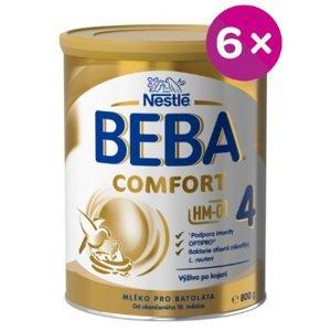 BEBA COMFORT 4 HM-O 6x800g