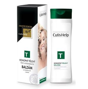 CutisHelp konopný telový balzam - nový 200 ml