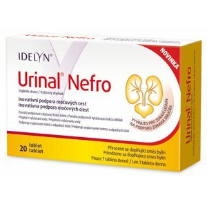 Idelyn Urinal Nefro 20tbl