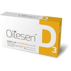 OILESEN Vitamín D3 1000, 80cps