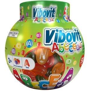 Vibovit + ABECEDA Gummies želatínové písmenká, 50ks