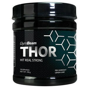 GymBeam Thor 210g Mango-maracuja