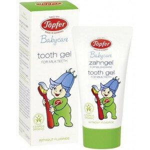 Topfer Zubná gelová pasta od prvého zubka 50 ml
