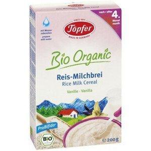Topfer Ryžové mliečne cereálie s vanilkou od 4 mesiaca 200 g