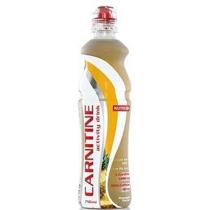 NUTREND CARNITIN DRINK s kofeínom 750ml, ananás