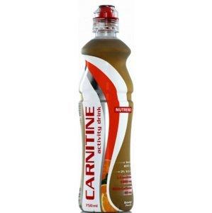 NUTREND CARNITIN DRINK s kofeínom 750ml, pomaranč