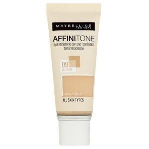 Maybelline Affinitone 09-Opal Rose hydratačný makeup 30ml