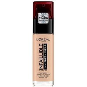 L'Oréal Paris Infallible 24H 110-Rose Vanilla make-up 30ml