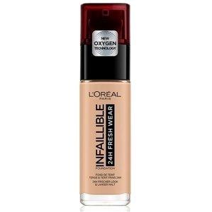 L'Oréal Paris Infallible 24H 145-Rose Beige make-up 30ml