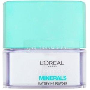 L'Oréal Paris True Match Minerals púder 10g
