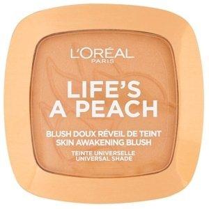 L'Oréal Paris Life's a Peach 01-Peach Addict tvárenka 9g