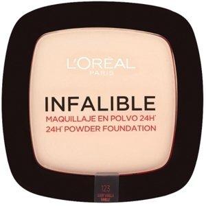 L'Oréal Paris Infalible 24h 123-Warm Vanilla púder 9g