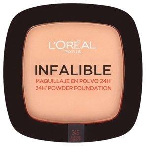 L'Oréal Paris Infalible 24h 245-Warm Sand púder 9g
