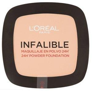 L'Oréal Paris Infalible 24h 225-Beige púder 9g