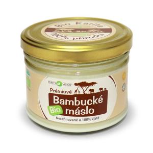 Purity Vision BIO Bambucké maslo 350ml