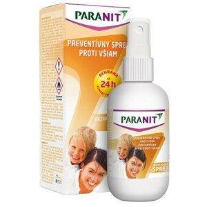 PARANIT REPELENT preventívny sprej proti všiam 100ml