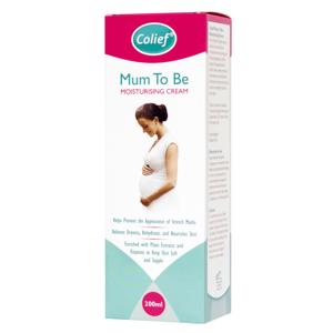 Colief Mum To Be Moisturising Cream hydratačný krém pre budúce mamičky 200ml