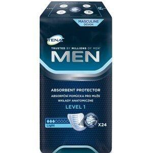 TENA Men Level 1 absorpčné vložky pre mužov Light 24ks