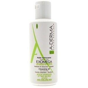 A-DERMA EXOMEGA Sprchovací čistiaci olej 200 ml