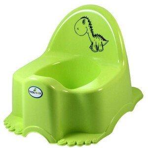 TEGA BABY Nočník ECO Dinosaurus zelený
