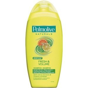 Šampón Palmolive Naturals Fresh & Volume - Citrus 350ml