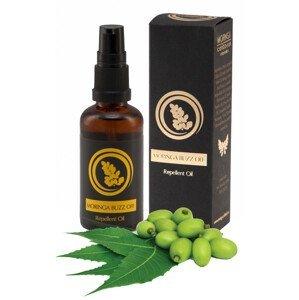 Moringa carribbean Buzz Off Repelentný olej 50ml