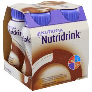 NUTRIDRINK MAX čokoláda 4x300 ml