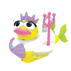 Yookidoo Kreatívna plávacia kačica - Morská panna