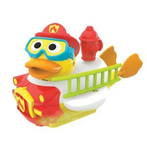 Yookidoo Kreatívna plávacia kačica - Hasič