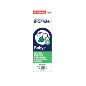 BIOPRON Baby+ kvapky 10ml