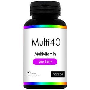 ADVANCE Multi40 pre ženy cps.90