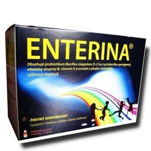 ENTERINA sol 8x10 ml