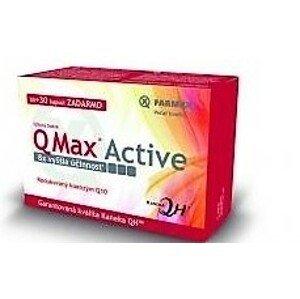 FARMAX Q Max Active cps 30+30 zadarmo