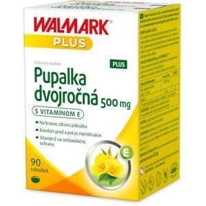 WALMARK Pupalka dvojročná 500mg s vitamínom E 90cps
