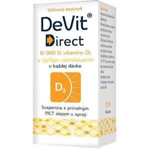 DeVit Direct 10 000 IU sprej 6ml