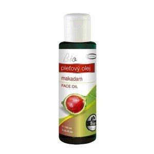 TOPVET pleťový olej MAKADAMIOVÝ s vitamínom E, 100 ml