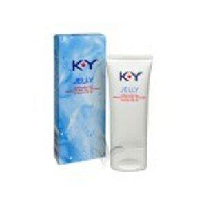 KY Jelly gél lubrikačný 1x50 ml