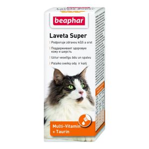 Beaphar Laveta Super Kvapky vyživujúce srsť 50ml
