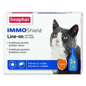 Beaphar Line-on IMMO Shield pre mačky