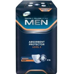 TENA Men Level 3 absorpčné vložky pre mužov Super 16ks