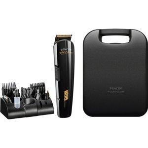 Sencor Zastrihávač vlasov set SHP 8305BK