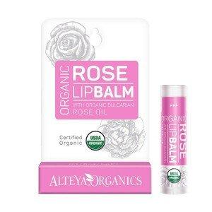 Balzam na pery s ružovým olejom Alteya 5g
