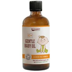 Jemný detský olej WoodenSpoon 100ml