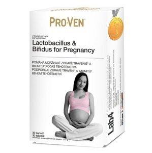 Pro-Ven Lactobacilus & Bifidus for Pregnancy 30 kapsúl
